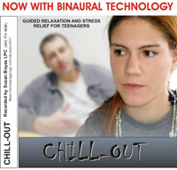 Chill-out...Guided Stress Relief for Teenagers